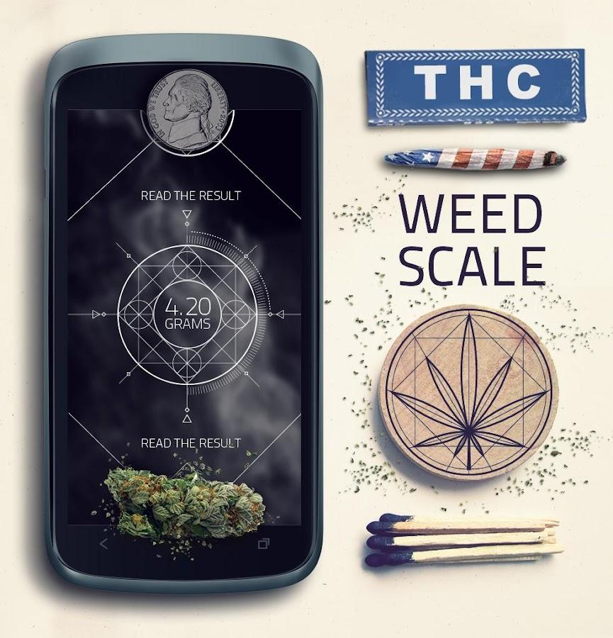 Weed Scale - screenshot