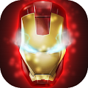 Iron Man Go Launcher Theme