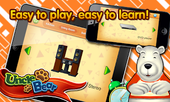 Screenshot of Line Game for Kids:Home