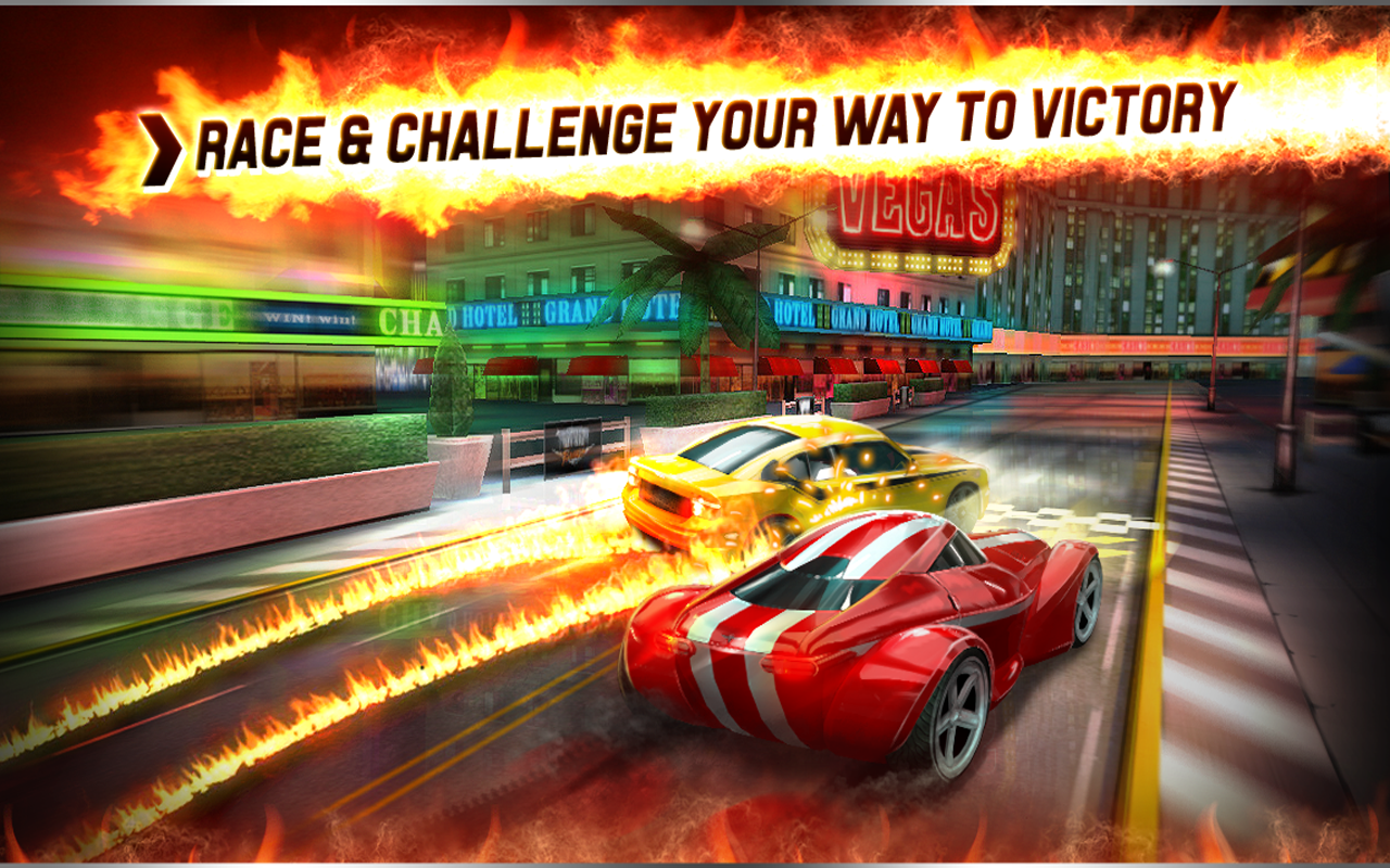 Hot Rod Racers - screenshot