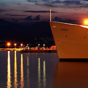 by Igor Čavlek - Transportation Boats