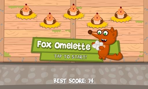 Fox Omelette