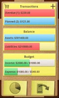 Screenshot of Money