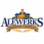 Logo for AleWerks Brewing Co