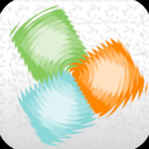 色彩感 LOGO-APP點子
