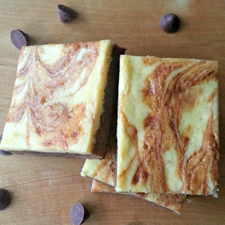 Chocolate Caramel Cheesecake Brownies with Nestle Toll House DelightFulls
