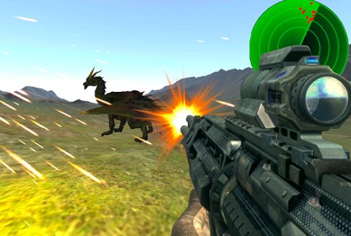Dragon Hunter: Sniper Shooter