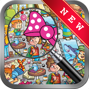 Hidden Objects: Minnie for PC and MAC
