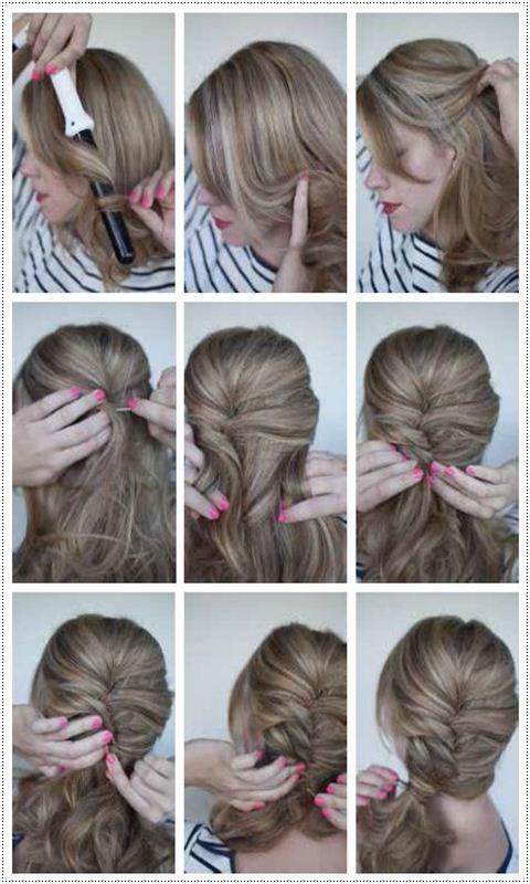 date hair styles hairstyle step by step for pc choilieng 7816