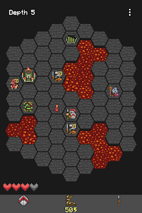 Hoplite- screenshot thumbnail