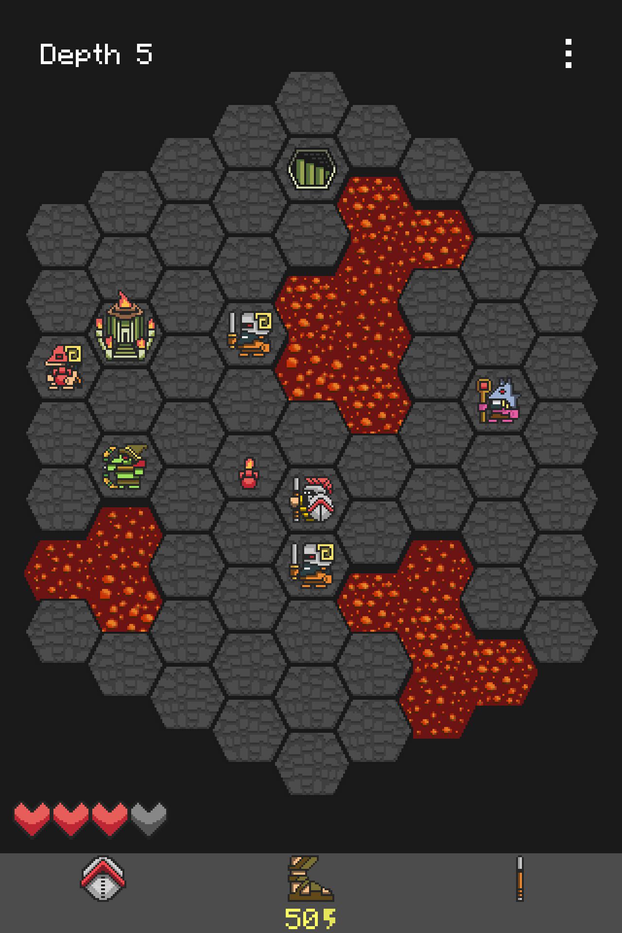 Hoplite screenshot #2