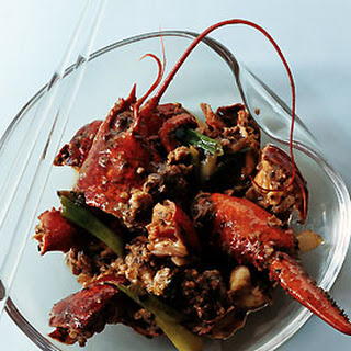 Lobster Cantonese.