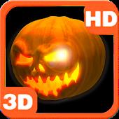 Scary Halloween Pumpkin Mix 3D