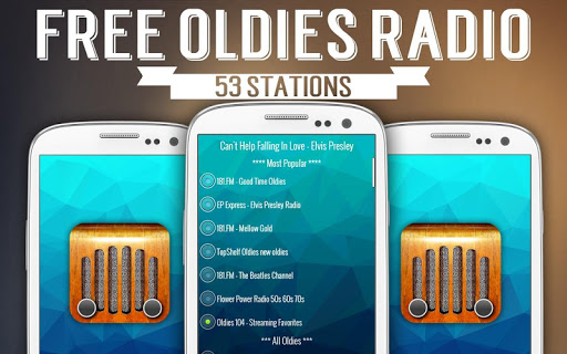 Free Oldies Radio for PC