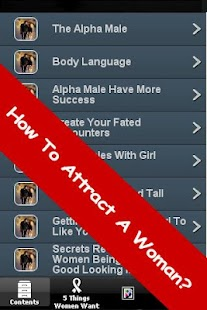 How To Attract A Woman - screenshot thumbnail