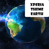 Xperia™ theme Earth