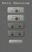 Screenshot of Math Machine