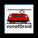vonatDroid logo