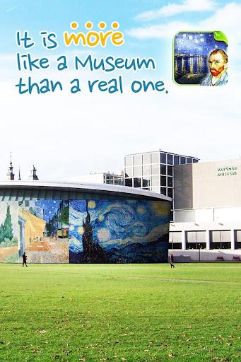 Audio Guide - Van Gogh Gallery