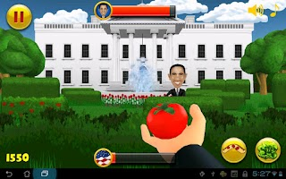 Screenshot of MAD HUMANS ELECTION 2012