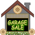 Garage & Yard Sale Navigator icon
