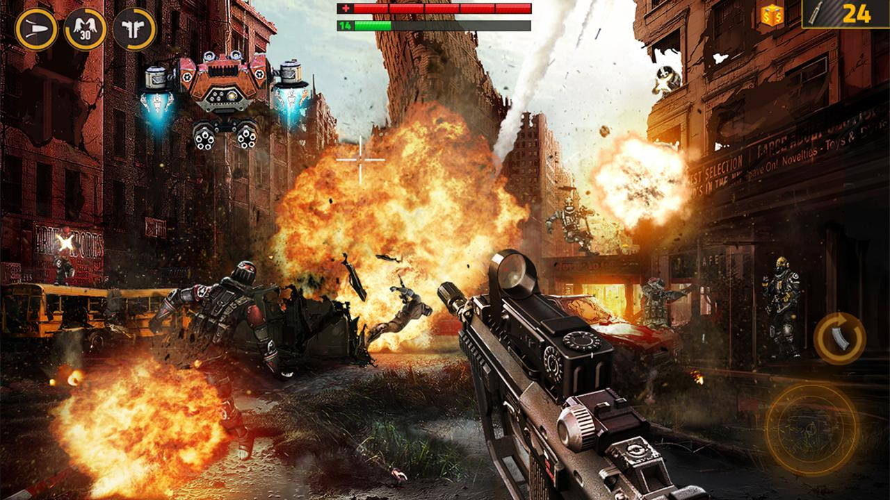 Overkill 2 - screenshot