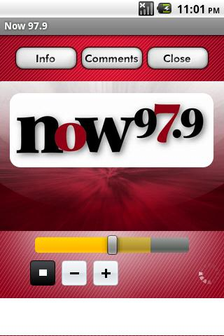 Now 97.9 - screenshot