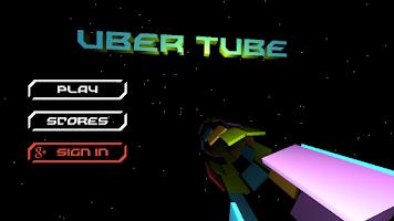 Screenshot of Uber Tube
