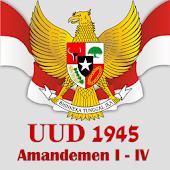 UUD 1945 DAN AMANDEMEN I -IV
