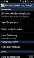 Screenshot of Hebrew Dictionary