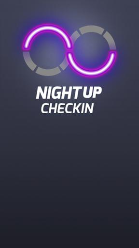 NightUp Checkin