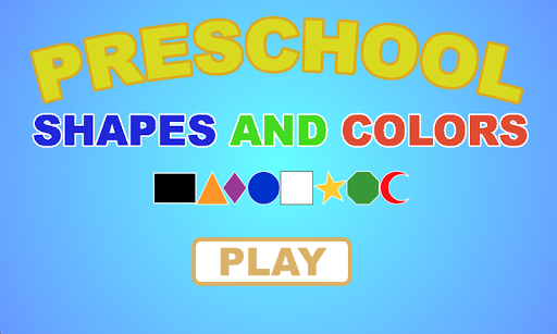Kids Shapes and Colors Free