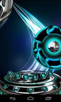 Screenshot of Next Launcher theme Twister C