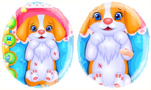 Baby Puppy Vet