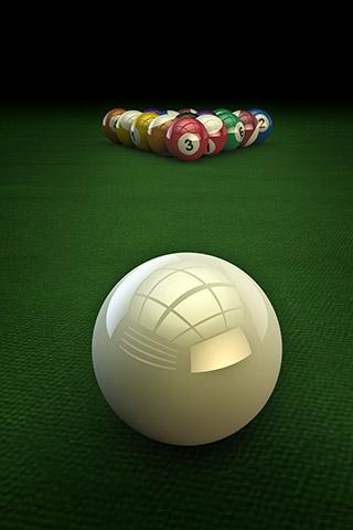 Pool Black Ball