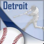 Detroit Baseball Fan