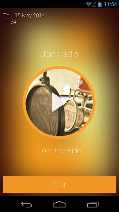 Join Radio - στιγμιότυπο οθόνης