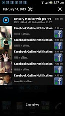 FB Online Notification (PRO) Android Social