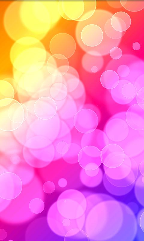 Super Bokeh Wallpaper Free- screenshot