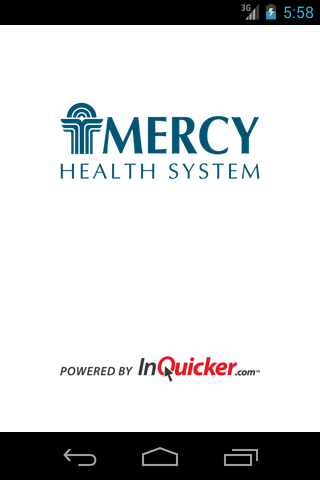 Mercy Health System Wisconsin- screenshot