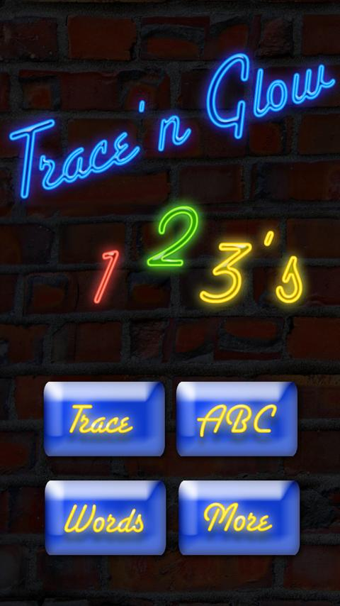 Trace Number Free Learning App- screenshot
