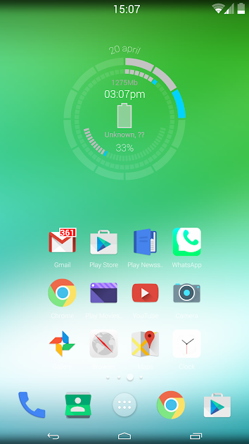Hera Project Icon Concept HD - screenshot