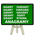 Anagramy Słowo Quiz - Polski icon
