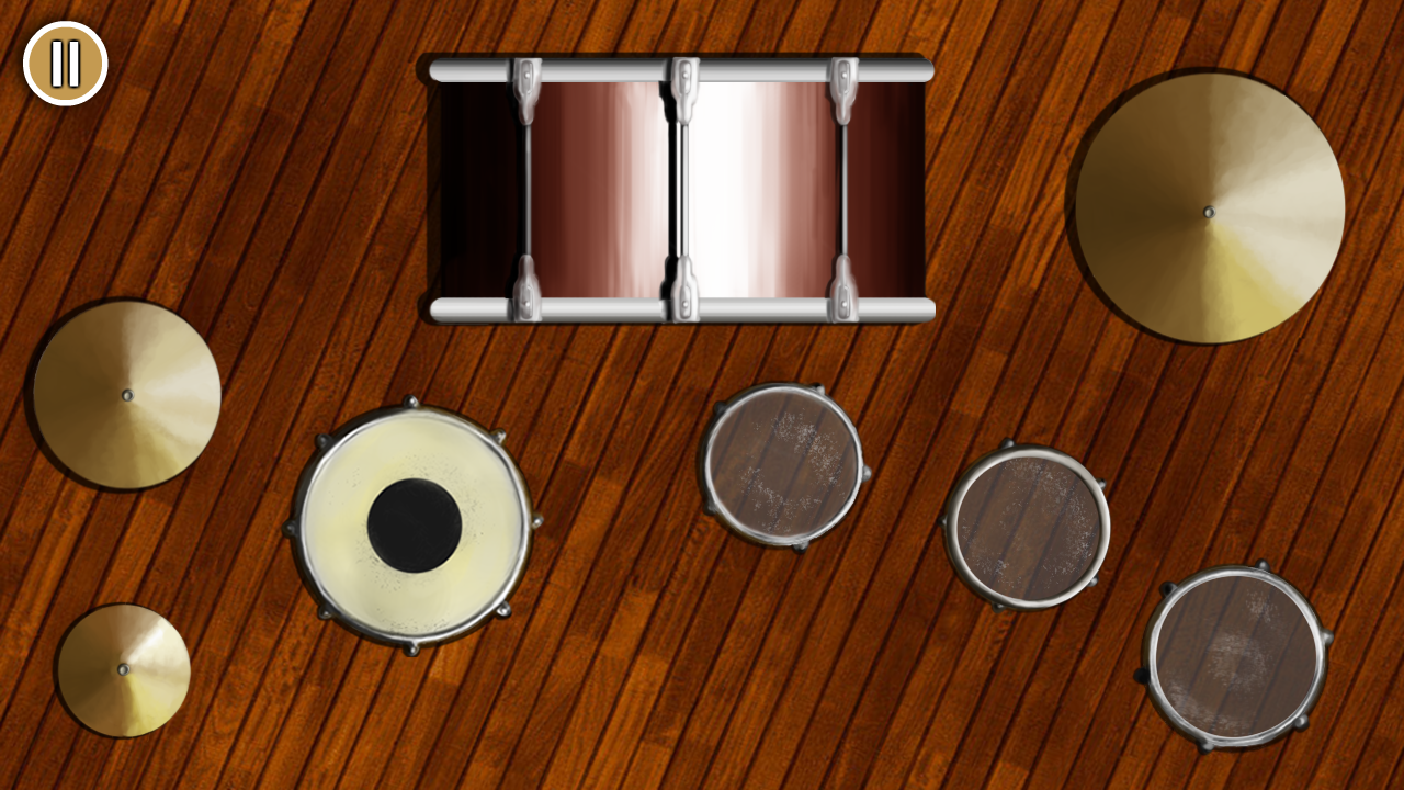 Finger Drum Master- screenshot