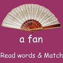 Phonics Read Words & Match icon