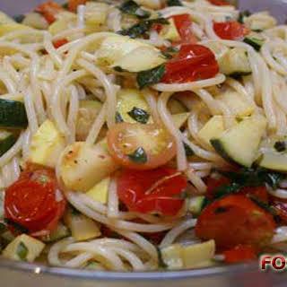 Spaghetti Salad With Italian Dressing Recipes.