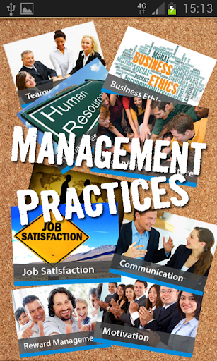 Management Practices in HK
