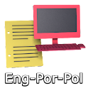 Eng-Por-Pol Offline Translator icon