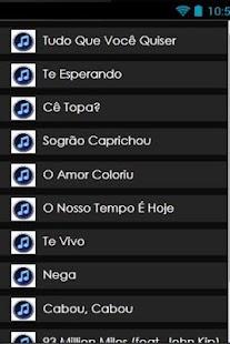 Luan Santana Musicas Letras
