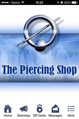 The Piercing Shop